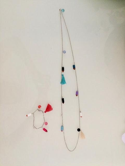 bracelet, sautoir, maîtresse, breloque, DIY, lili ludi, perle des loisirs
