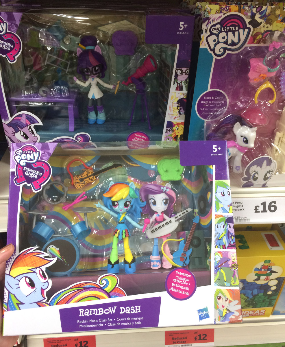 5d415a26942 Store Finds  EqG Minis