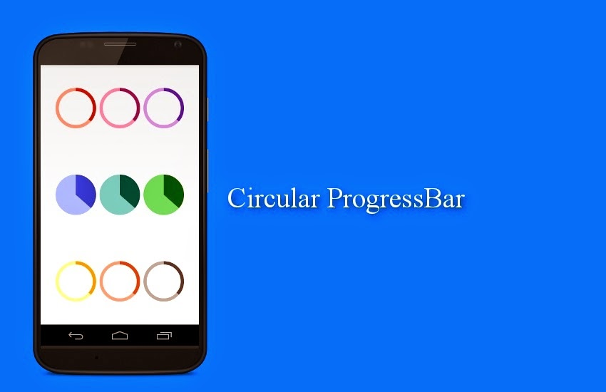 Tutorials Face: Circular Progressbar in Android