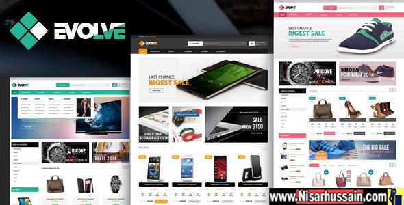 Evolve Premium Theme