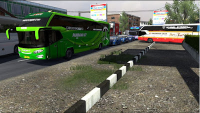 Bus Traffic Pack by FPS Reedit Ryzen and Eddy Keken v2.7.1