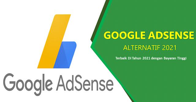 Alternatif Google Adsense