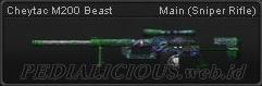 Cheytac M200 Beast