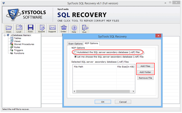 SQL Recovery Software: An Ultimate Tool For SQL Database