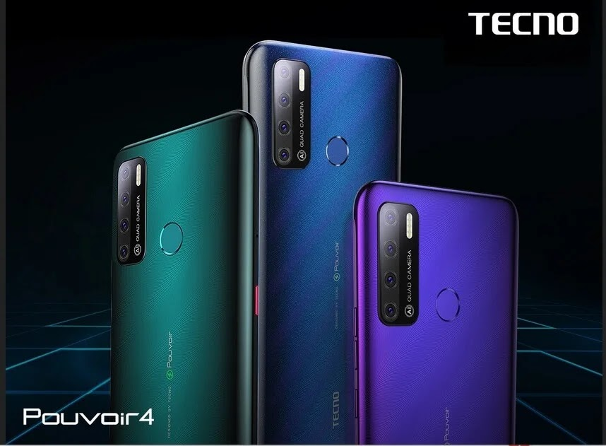 TECNO Pouvoir 4 with 7-inch Display and 6,000mAh Battery Now in PH for Only Php4,590