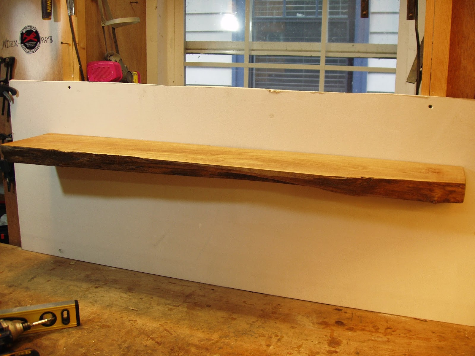 Pnw Live Edge Maple Mantle 65 00 Shipping Not Included