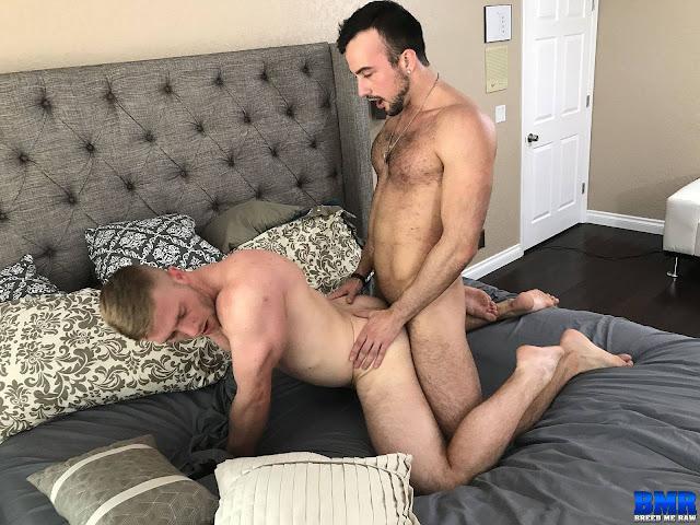 Breed me Raw - Mason Lear and Scott Riley