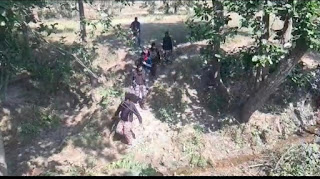 बालाघाट जिले में पुलिस नक्सली मुड़भेड़ में 2 नक्सली मारे गए