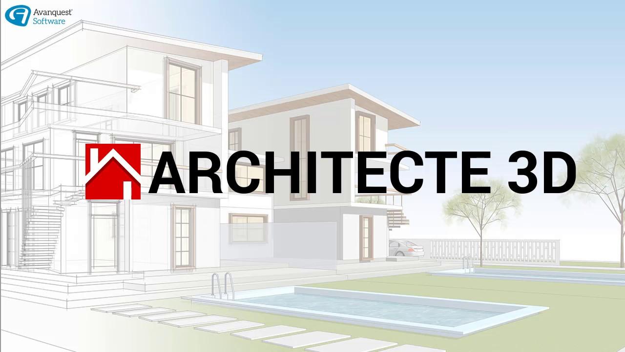 Architect 3D Ultimate Plus 20 - Có video hướng dẫn cài đặt chi tiết