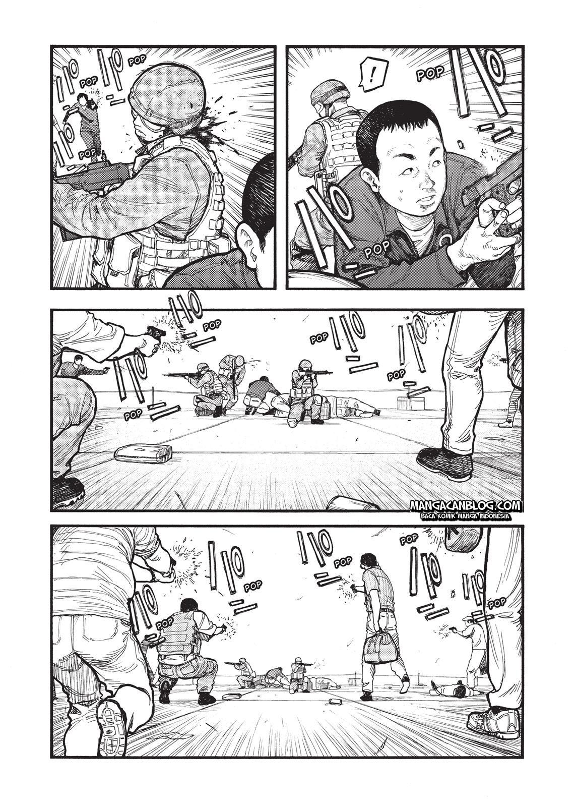 Ajin Chapter 55-14