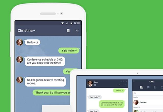 Cara Mudah Menghapus Pesan LINE di Android Cara Mudah Menghapus Pesan LINE di Android