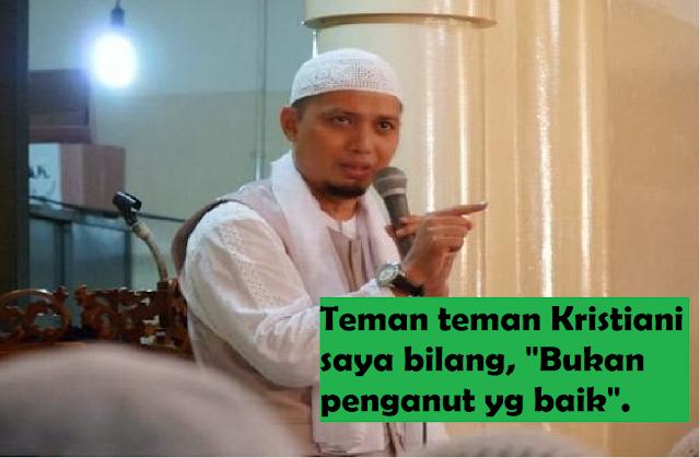 Surat Terbuka Ustadz Arifin Ilham untuk Ahok