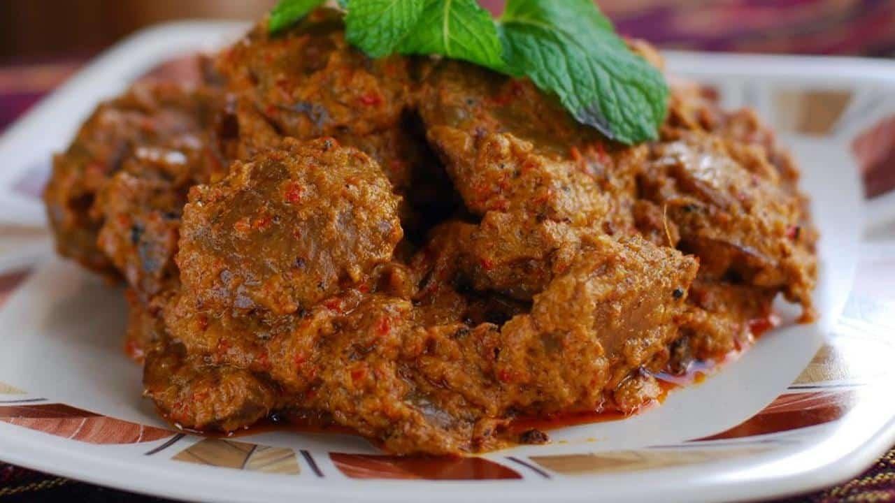 Resep Memasak Rendang Ayam, Cukup Bahan Sederhana