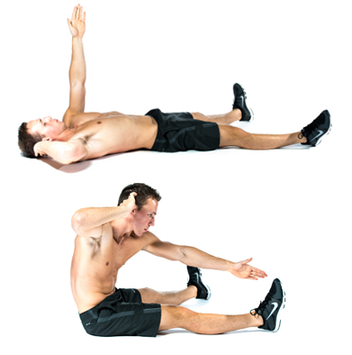 abs workout- تمارين لشد البطن