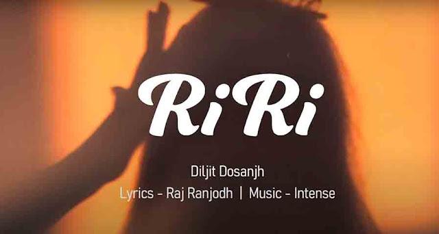 riri - lyricstuneful