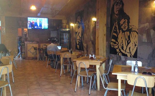 Restaurante La Pica del Indio em San Pedro de Atacama
