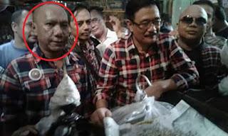 Waw Pihak Kepolisian dikabarkan akan Usut Pria Baju Kotak-kotak Yang Sok Jagoan di TPS - Commando