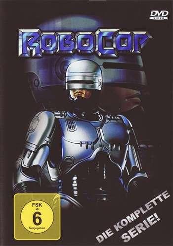 RoboCop La serie Animada 1988 Latino