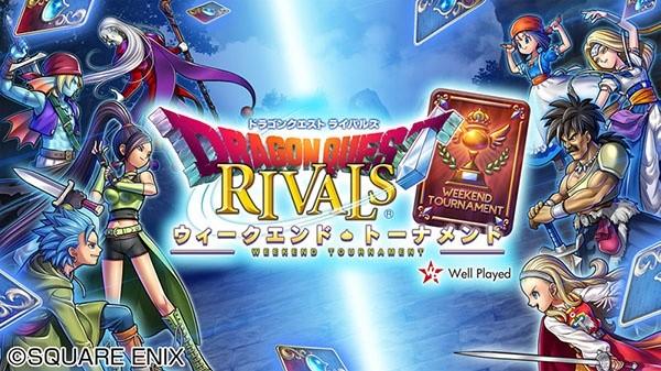 عدد تحميل لعبة Dragon Quest Rivals يصل حاجز 12 مليون على نظام IOS و Android