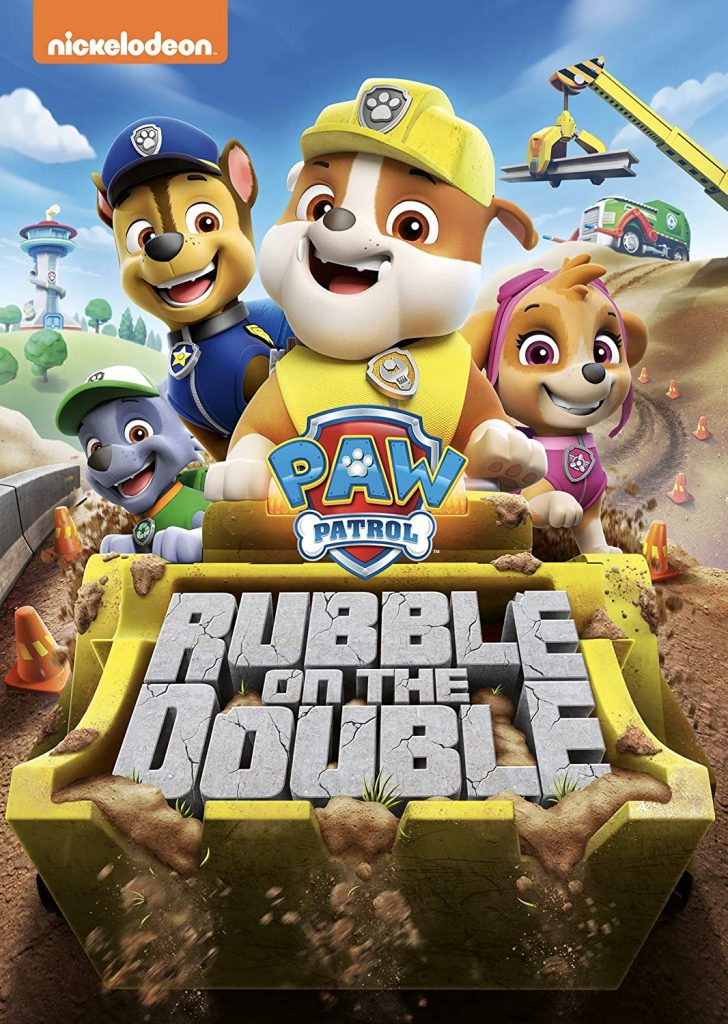 PAW Patrol: Rubble on the Double 2021