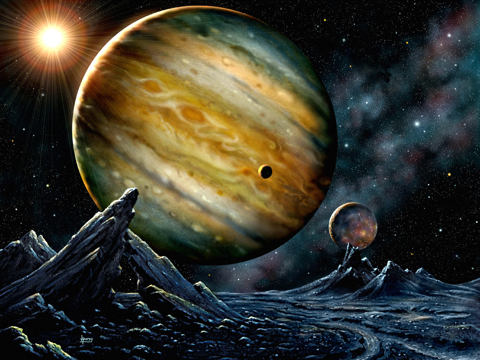 3D Space Wallpapers | 3D Wallpapers