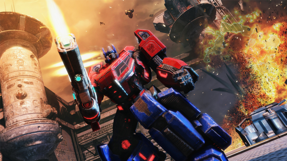 download game transformers fall - photo #8
