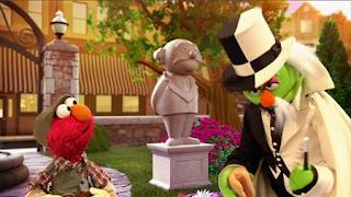 Elmo the Musical Repair Monster the Musical, Elmo and The Great Halfini. Sesame Street Episode 4416 Baby Bear's New Sitter season 44
