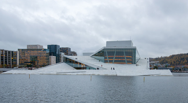 "Volta ao mundo pelas cidades de ""La Casa de Papel"" - Oslo"