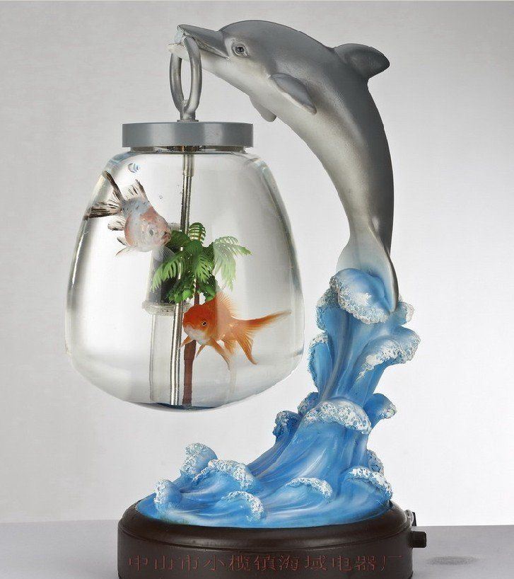 Artistic Fish Tank Ideas Ideas Arts And Crafts Projects
