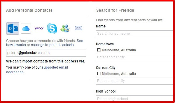 how to see your friends recent friends on facebook