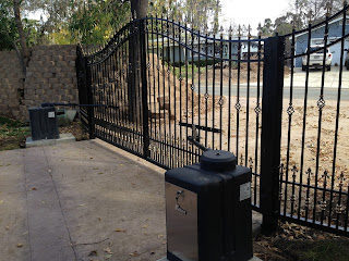 electric driveway gates los angeles