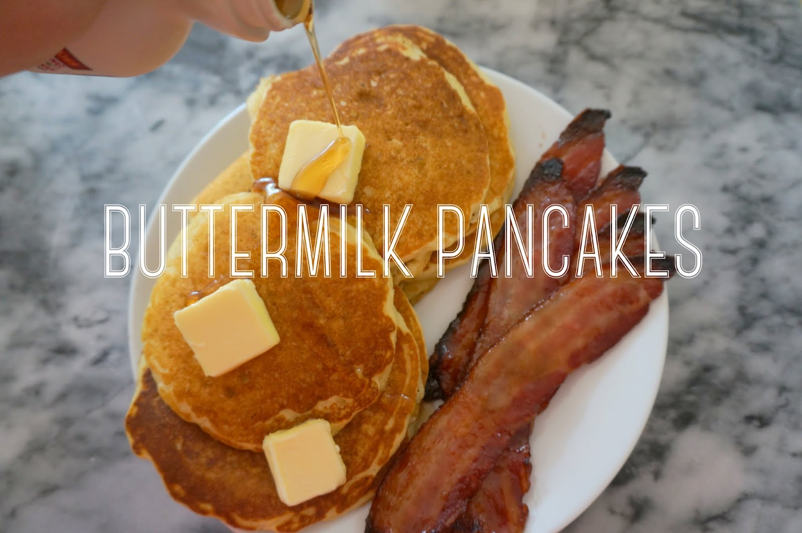 Buttermilk Pancakes (2)