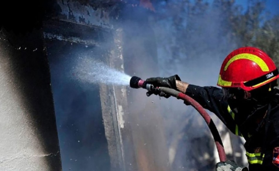Ξάνθη: Στις φλόγες μονοκατοικία ανήμερα του Πάσχα