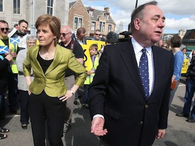 Nicola Sturgeon and Alex Salmond are engaged in an extraordinary feud. But what is it actually all about?
