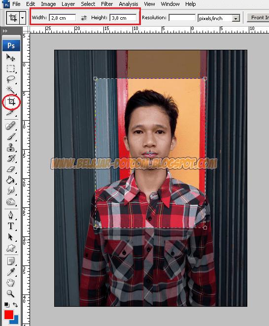 Cara Mengganti Baground Foto Di Photoshop : mengganti, baground, photoshop, Ganti, Background, Photoshop, Kumpulan, Tutorial