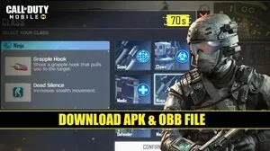 Call Of Duty Mobile Patched Apk Download Latest  v1.0.8