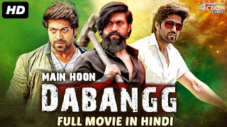 Main Hoon Dabangg (2020) 480p 720p Hindi Dubbed HDRip Free