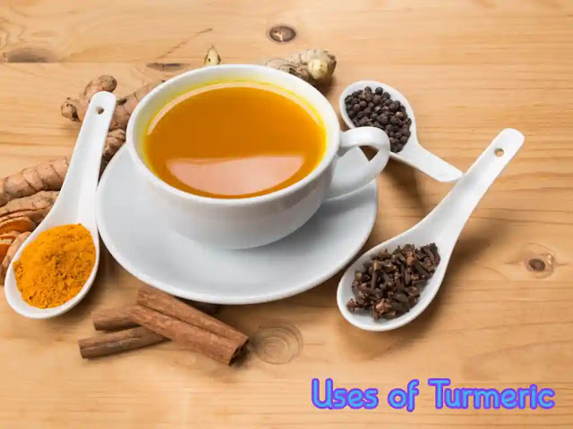 Use of turmeric | Benefits of turmeric