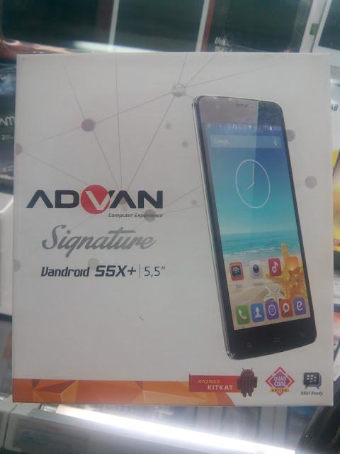 Firmware Advan S5X+ Plus Kitkat Gratis