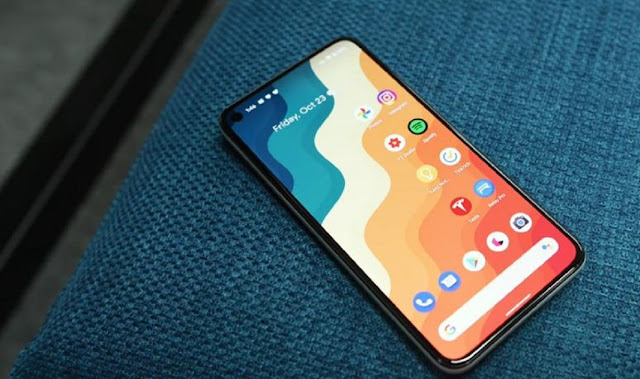 Google Pixel 5 Screen Specs