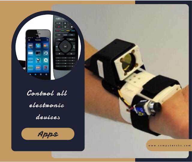 Applications pour contrôler tous les appareils électroniques par votre téléphone