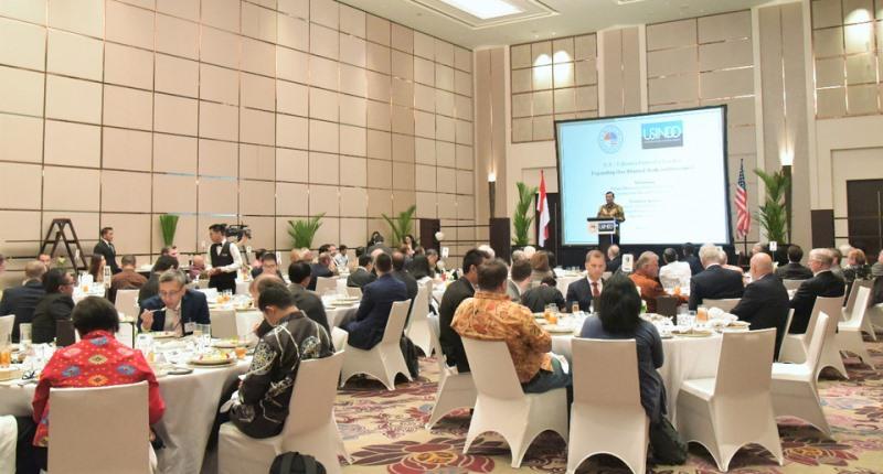 Luhut : Anggota Kongres AS Apresiasi Pertumbuhan Ekonomi Indonesia