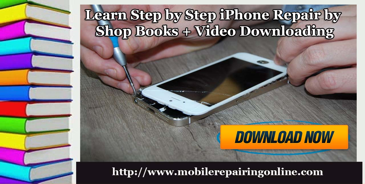 learn cell phone repair by books. Download ...