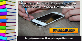 learn cell phone repair by books