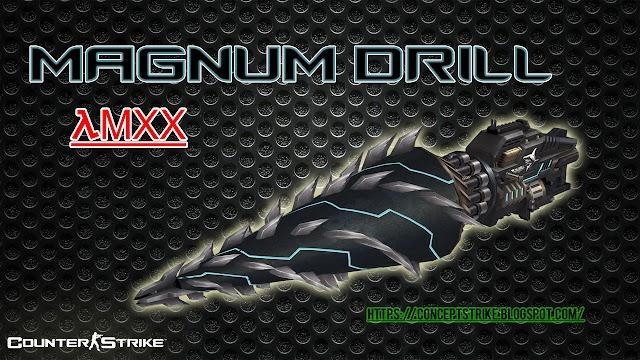 [CSO/ReAPI] Magnum Drill