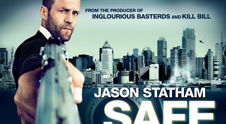Mật Mã Sống - Safe (2012)
