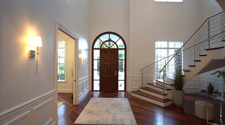 47 Interior Design Photos vs. 2280 W Silver Palm Rd, Boca Raton, FL Luxury Home Tour