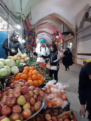 Fruits are a key element of Iranian diet. While some fruits are supreme in Iran, they're almost nonexistent in other countries. Everything from soil and growing conditions, to tradition and personal preference plays a major role in how popular a certain fruit becomes in each country. Iran is one of the most important exporters of fresh fruit and vegetables globally.