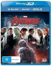 Avengers Age of Ultron 2015 [Dual Audio] Download