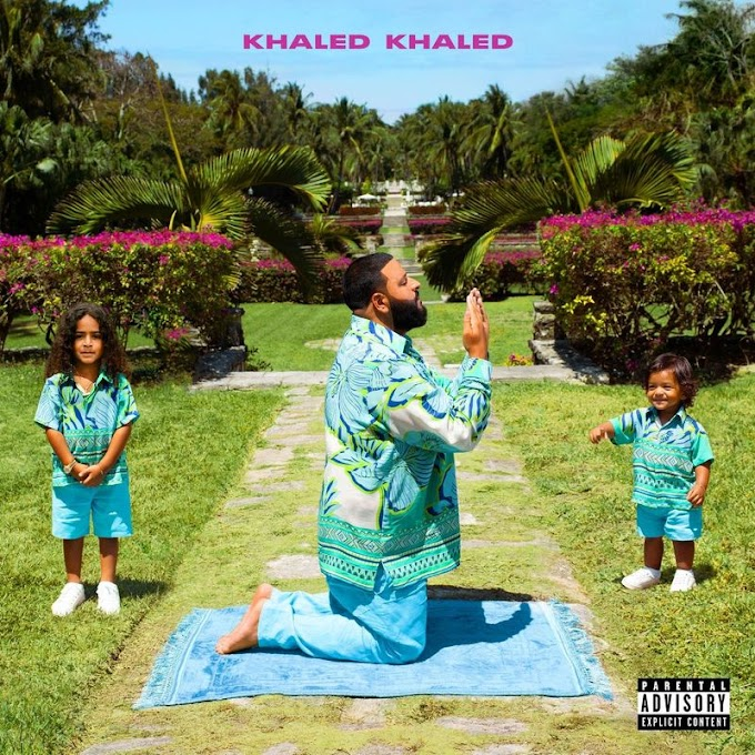 DJ Khaled - KHALED KHALED (Álbum Completo 2021)